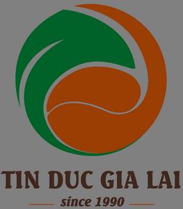 Cà Phê Rang Xay Nguyên Chất Tín Đức Logo